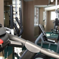 Galerias Hotel фитнесс-зал фото 3