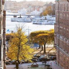Апартаменты City Apartments Stockholm балкон