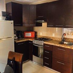 Отель Condominios Brisas Cancun Zona Hotelera в номере
