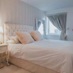 Отель Spacious Flat Near Murrayfield Великобритания, Эдинбург - отзывы, цены и фото номеров - забронировать отель Spacious Flat Near Murrayfield онлайн комната для гостей фото 5