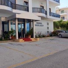 Отель Brilant Saranda Албания, Саранда - отзывы, цены и фото номеров - забронировать отель Brilant Saranda онлайн парковка