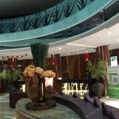 Heyixindi Hotel интерьер отеля
