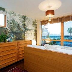 Отель City View Apartment Великобритания, Лондон - отзывы, цены и фото номеров - забронировать отель City View Apartment онлайн ванная