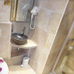 Отель Hôtel Le Pavillon - Green Spirit Hotels Paris Париж ванная