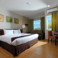 Отель Bangkok Loft Inn Бангкок комната для гостей фото 5