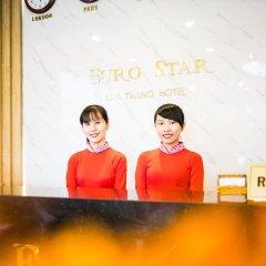 Отель Euro Star Hotel Вьетнам, Нячанг - отзывы, цены и фото номеров - забронировать отель Euro Star Hotel онлайн интерьер отеля фото 3