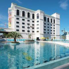 Отель Portofino Hotel, an Ascend Hotel Collection Member США, Виксбург - отзывы, цены и фото номеров - забронировать отель Portofino Hotel, an Ascend Hotel Collection Member онлайн бассейн фото 2