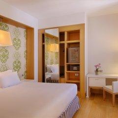 Отель NH Genova Centro Генуя комната для гостей фото 5