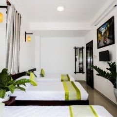 Отель Coconut Hamlet Homestay комната для гостей фото 2