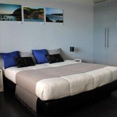Отель Pousada de Juventude de Lagoa - Açores комната для гостей фото 2
