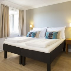 Отель Scandic City Fredrikstad Фредрикстад комната для гостей фото 4