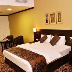 Отель Rush Inn Hotel ОАЭ, Дубай - отзывы, цены и фото номеров - забронировать отель Rush Inn Hotel онлайн комната для гостей фото 2