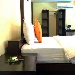 Отель Long Beach Chalet Таиланд, Ланта - отзывы, цены и фото номеров - забронировать отель Long Beach Chalet онлайн комната для гостей фото 2