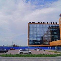 Отель Хэмптон бай Хилтон Санкт-Петербург Экспофорум парковка