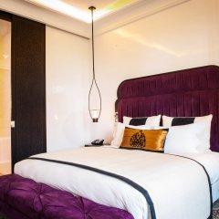 Отель Villa Diyafa Boutique Hôtel & Spa Марокко, Рабат - отзывы, цены и фото номеров - забронировать отель Villa Diyafa Boutique Hôtel & Spa онлайн комната для гостей фото 4