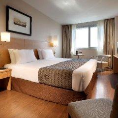 Отель Eurostars Lucentum 4* Стандартный номер с различными типами кроватей фото 12