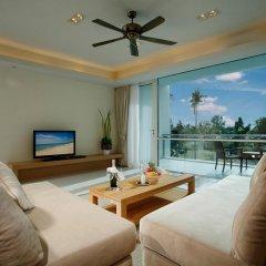 Отель Splash Beach Resort by Langham Hospitality Group комната для гостей фото 4