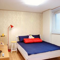 Hostel KW Gangnam комната для гостей