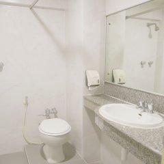 Trang Hotel Bangkok ванная