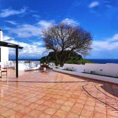 Отель Little Lindos Sea View Studios бассейн фото 2