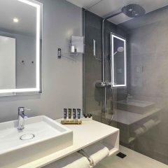 Отель Novotel Paris Coeur d'Orly Airport ванная