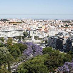 Отель Four Seasons Hotel Ritz Lisbon Португалия, Лиссабон - отзывы, цены и фото номеров - забронировать отель Four Seasons Hotel Ritz Lisbon онлайн пляж фото 2