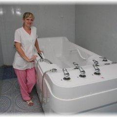 Гостиница Sanatorium Konvaliya Украина, Трускавец - отзывы, цены и фото номеров - забронировать гостиницу Sanatorium Konvaliya онлайн спа фото 2