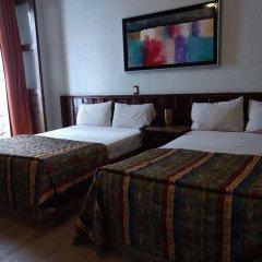 Отель Don Quijote Plaza Мексика, Гвадалахара - отзывы, цены и фото номеров - забронировать отель Don Quijote Plaza онлайн комната для гостей фото 4
