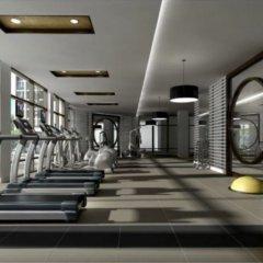 Отель Zenseana Resort & Spa фитнесс-зал