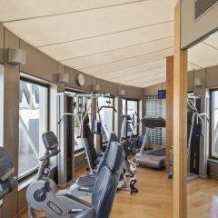 Отель Melia Athens Греция, Афины - 3 отзыва об отеле, цены и фото номеров - забронировать отель Melia Athens онлайн фитнесс-зал фото 2