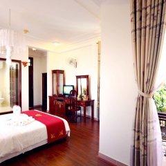 Отель Nhi Nhi Хойан комната для гостей фото 5