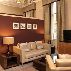 Отель Hilton Edinburgh Grosvenor комната для гостей фото 2