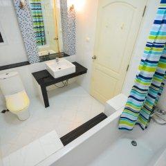 Отель Patong Loft Condo ванная