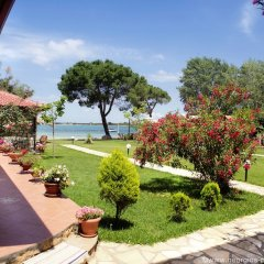 Апартаменты Kamares House Apartments & Studios Ситония пляж