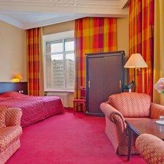 Гостиница Варшава комната для гостей фото 11