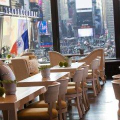 Renaissance New York Times Square Hotel питание