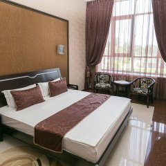 Гостиница Golden House комната для гостей фото 4