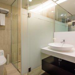 Отель Mercure Ambassador Seoul Gangnam Sodowe ванная фото 2