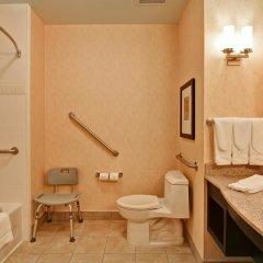 Отель Hilton Garden Inn Ottawa Airport Канада, Оттава - отзывы, цены и фото номеров - забронировать отель Hilton Garden Inn Ottawa Airport онлайн ванная
