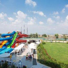 Отель Water Side Resort & Spa Сиде приотельная территория