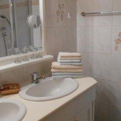 Отель Wellnessappartements Margit ванная фото 2