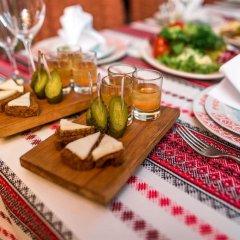 Гостиница Hutor Hotel Украина, Днепр - отзывы, цены и фото номеров - забронировать гостиницу Hutor Hotel онлайн питание фото 3