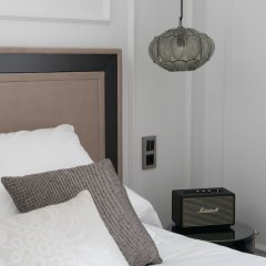 Отель Villa Magalean Hotel & Spa Испания, Фуэнтеррабиа - отзывы, цены и фото номеров - забронировать отель Villa Magalean Hotel & Spa онлайн сейф в номере