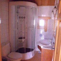 Отель Hostal Gran Avenida Испания, Саэлисес - отзывы, цены и фото номеров - забронировать отель Hostal Gran Avenida онлайн ванная