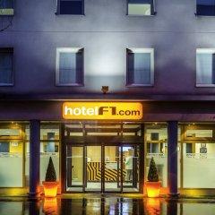 Отель hotelF1 Paris Porte de Montreuil