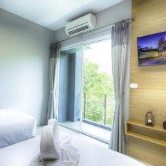 Escape De Phuket Hotel & Villa 3* Стандартный номер с разными типами кроватей фото 17