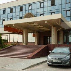 Гостиница АМАКС Россия парковка