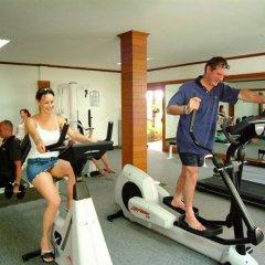 Отель Horizon Patong Beach Resort And Spa Пхукет фитнесс-зал фото 3