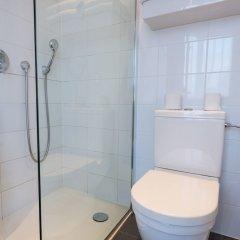 Отель Maxhotel Бельгия, Брюссель - 3 отзыва об отеле, цены и фото номеров - забронировать отель Maxhotel онлайн ванная