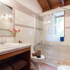 Отель Finca El Picacho ванная фото 2